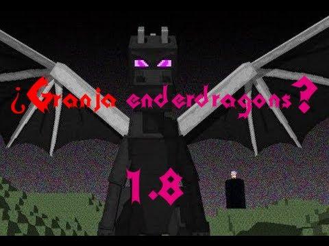 Granja de Exp de Enderdragon   Enderdragon XP Farm   xMrGhostx