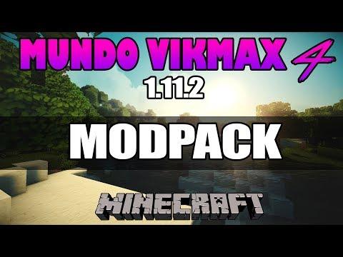 #MUNDOVIKMAX4 MODPACK 1.11.2 (25 MODS) | Pack de Mods #14 | Review en Español - Vikmax