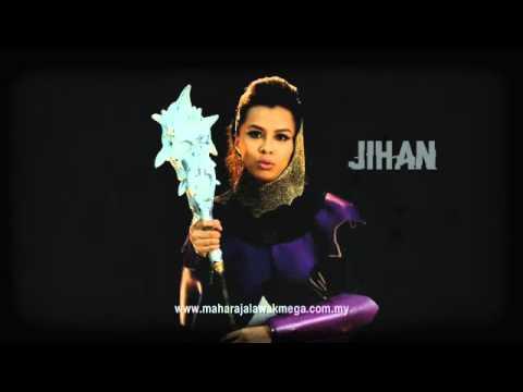 Maharaja Lawak Mega 2014 - #superherolawak 4