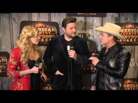 Chris Young Red Carpet Interview - ACCAs 2014