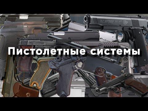 О пистолетных системах
