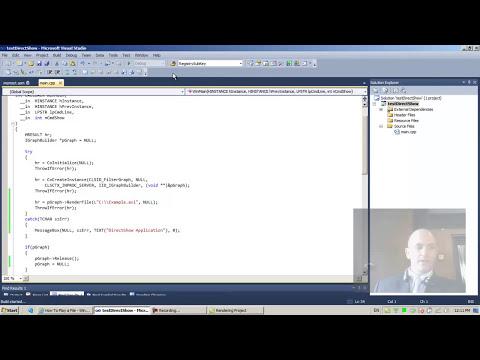 DirectShow Programming 06