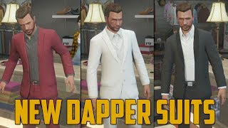 NEW DAPPER SUITS (Grand Theft Auto V)