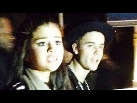 Selena Gomez & Justin Bieber Spotted Together Again - Secret Date