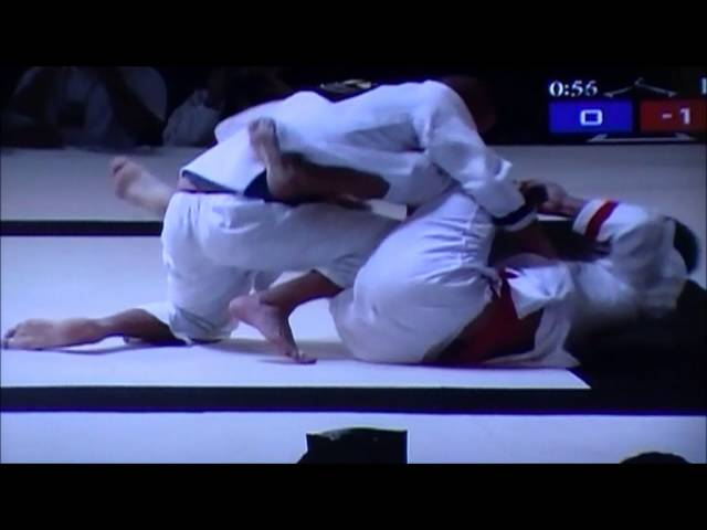 Rafael Lovato Jr. Vs. Rolles Gracie Jr. BJJ match