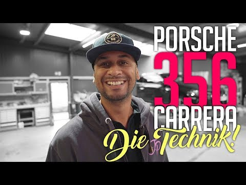 JP Performance - Porsche 356 Carrera   Die Technik!