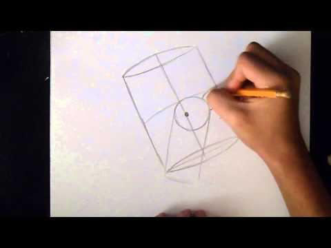 Видео как нарисовать Барта Симпсона