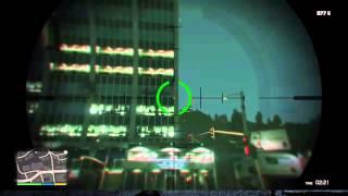 GTA 5 The Multi-Target Assassination Dirty Windows