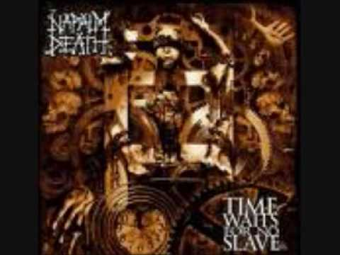 Napalm Death - Larceny of the Heart