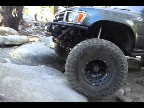 Dusy Ershim Trail 9/2011