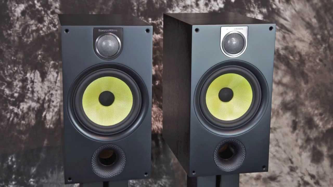 Stereo Design B U0026w Bowers  U0026 Wilkins 685 S2 Bookshelf Speakers