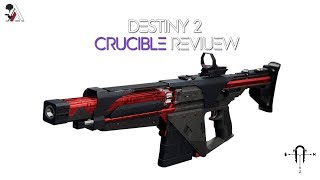 Is Black Armory AR Good? | Ringing Nail Crucible Review | Destiny 2