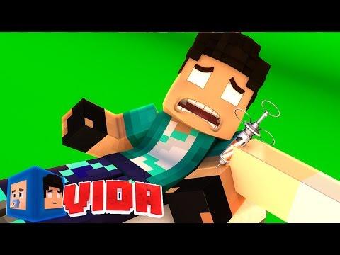 Minecraft : ERROS DE GRAVAÇÃO PARTE 7 !!! ( MINECRAFT VIDA )