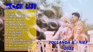 Full album Yollanda ft Arief
