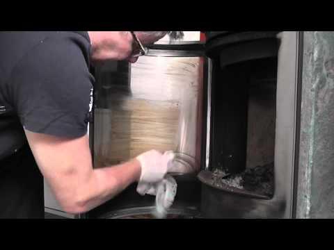 Backofen reinigen stark eingebranntes