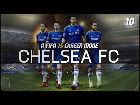 FIFA 15 | Chelsea Career Mode Ep10 - DIEGO COSTA IS BACK!!