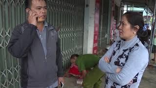 Lửa thiêu rụi cửa hàng hoa ở Đắk Lắk, 2 người chết