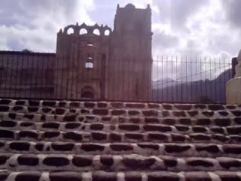 Aliens en la Iglesia de Tecpatan Chis.