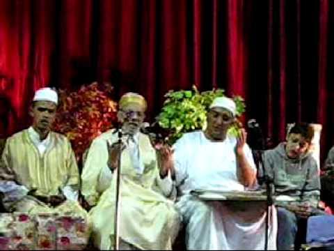 Sheikh Benachour from Zaouia Sidi Ahmed Benyoucef
