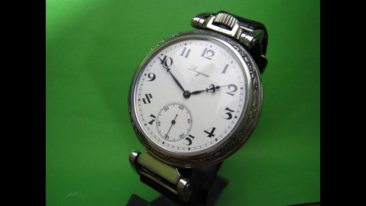 Реставрация старых наручных часов своими руками 42