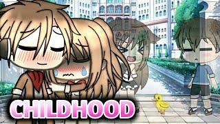 Childhood ~ Gacha Life Short Story