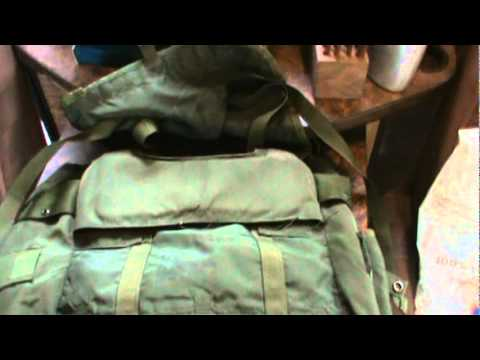 Medium Alice Pack. Back Pack USGI Issue www.CJLENTERPRIZE.com