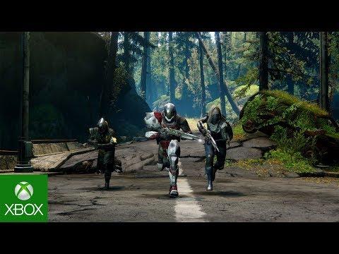 Destiny 2  - Free Trial Trailer