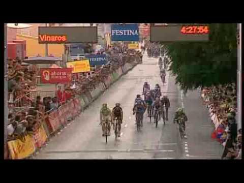 Greipel wint vijfde rit Vuelta 2009