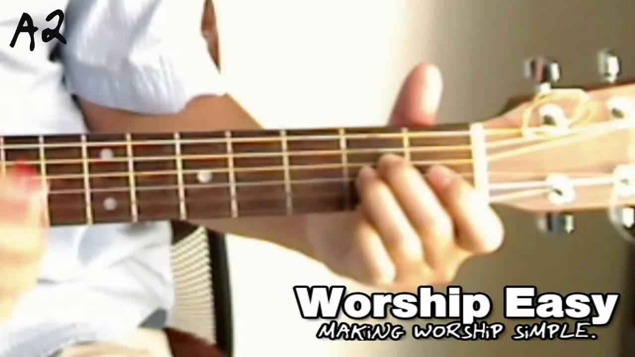 The A2 Chord (Guitar) - YouTube