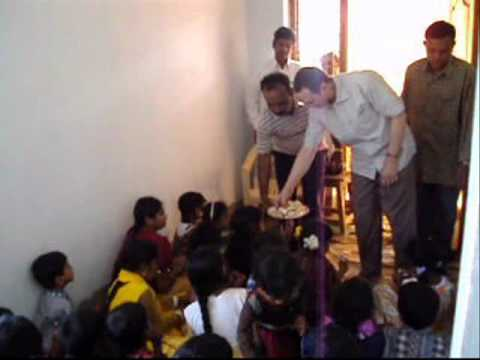 ARM ORPHAN KIDS ON NEW YEAR 2011