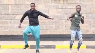 WIILLY PAUL- FANYA DANCE CHOREO BY LINK 254