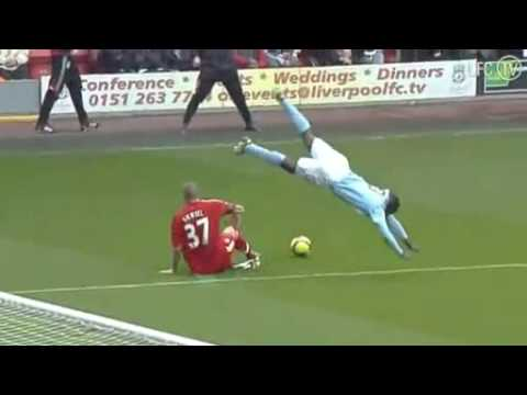 Liverpool Funny Moments 2008/2009