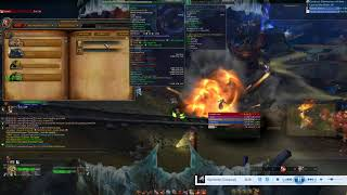 World of Warcraft BFA: Heroic MOTHERLOAD! Fury Warrior PoV(Twitch Highlight)