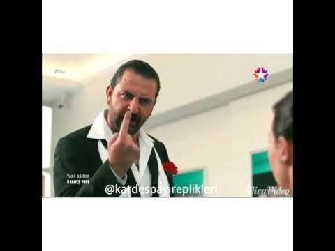 Kardeş Payı Replikleri - Brazzers'taki Kel Adamım video