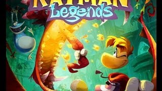Zagrajmy w Rayman Legends na Wii U - playtest grywalnego dema (playable demo)