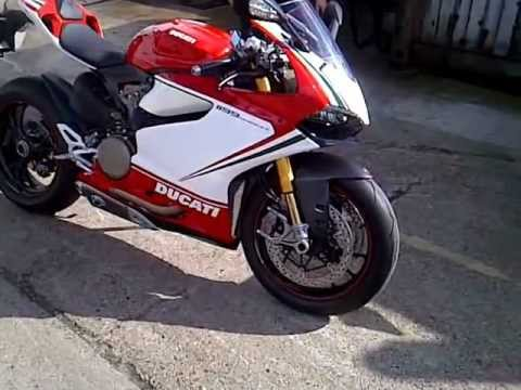 Ducati 1198 Panigale Tricolore Ducati 1199 Panigale Tricolore
