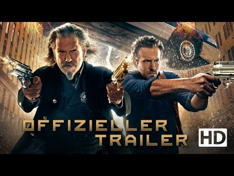 R.I.P.D. - Trailer deutsch / german HD