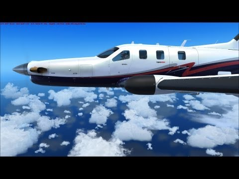 CARENADO - SOCATA TBM 850 HIGH PERFORMANCE SINGLE ENGINE TURBOPROP PART 2