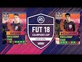 FIFA 18 - FUT Champions Cup Barcelona GRAND FINAL DHTEKKZ VS NICOLAS99FC MP3