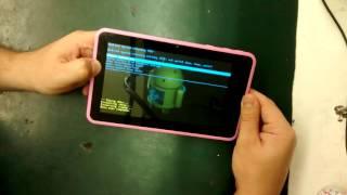 Tablet Multilaser Delta - Hard Reset - Desbloquear - Resetar