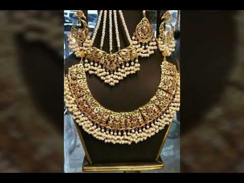 top 10 latest jewellry designs