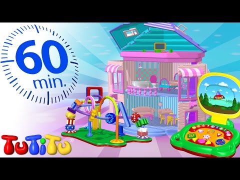 TuTiTu Specials | Fun Indoor Toys | Including Foosball , Activity Table, Fishing Game and More!