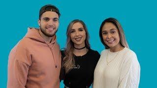 Jessie rencontre Julie-Anne et Yan d'OD Grèce