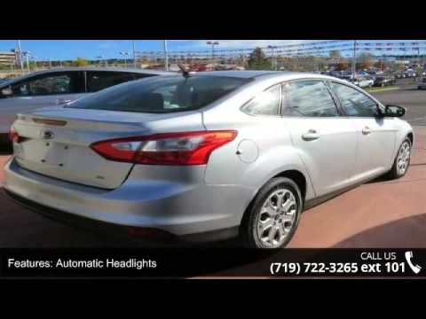 2012 ford focus se phil long ford of chapel hills col youtube. Cars Review. Best American Auto & Cars Review