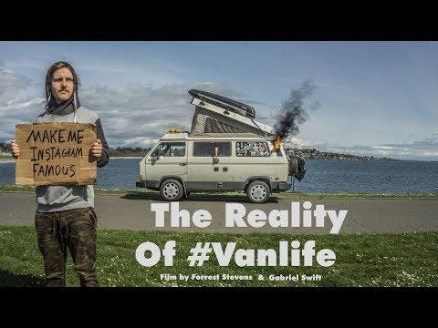 The Reality of #VanLife - Full Documentary Comedy Movie - 2018