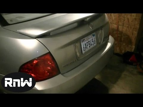 How to Replace a Brake Light Switch on a 2004 Nissan Sentra