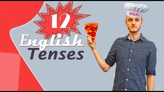 All English Tenses with Examples | English Language: Grammar