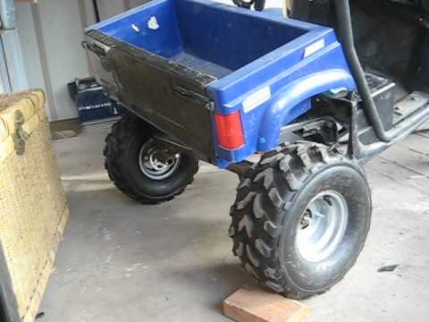Power Wheels Hydraulics Lifted Power Wheels