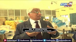 Pioneer  Face To Face With Agri Life Managing Director Dr. D. Venkatesh