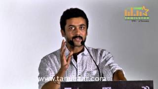 24 Movie Press Meet Part 1